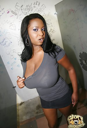 Big Black Boobs Pictures